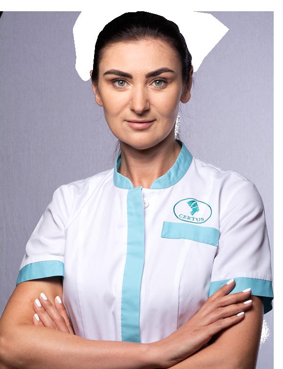 Рогаль Світлана Володимирівна
